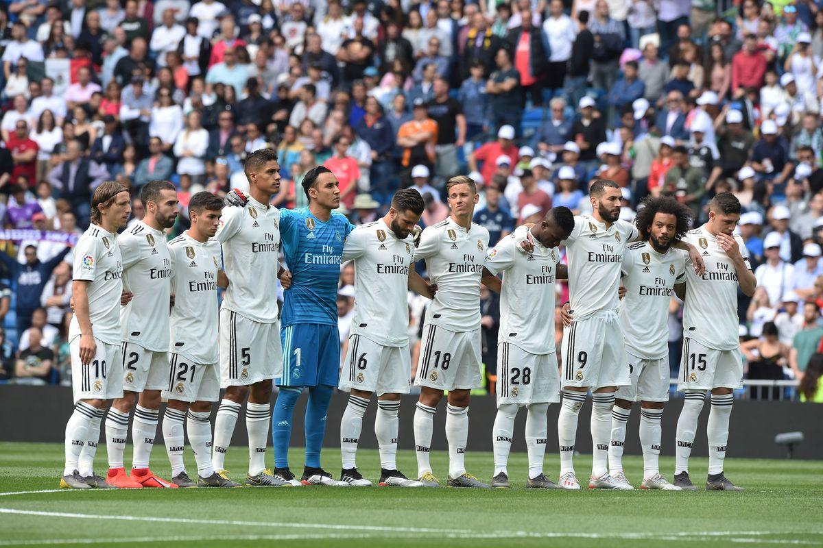 Real Madrid CF v Real Betis Balompie - La Liga