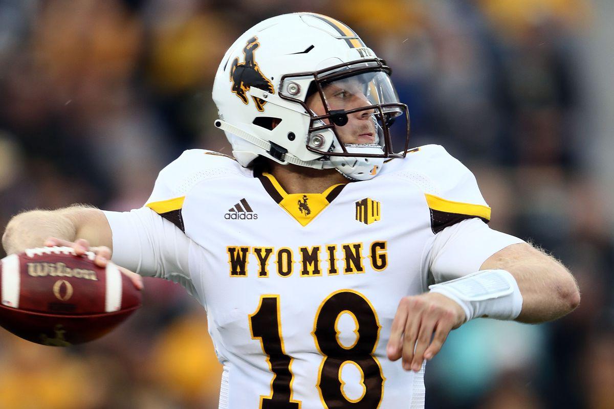 half off f7882 20c45 Wyoming Cowboys Football - 2018 Season Recap - Mountain West ...