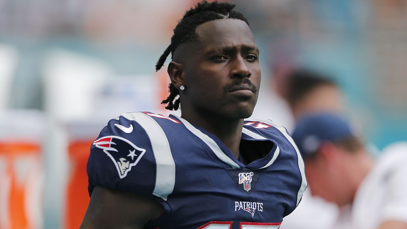 The New England Patriots Have Released Antonio Brown