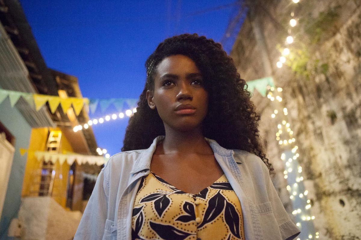 Angely Gaviria stars in Netflix's Siempre Bruja.