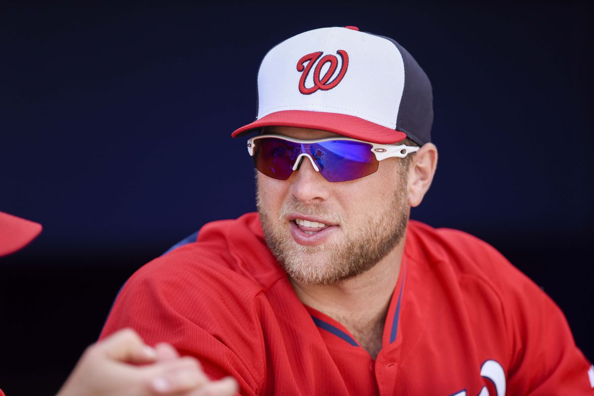 Whether he has a future with the Nats or not, how can you not love a guy named Spencer Kieboom?