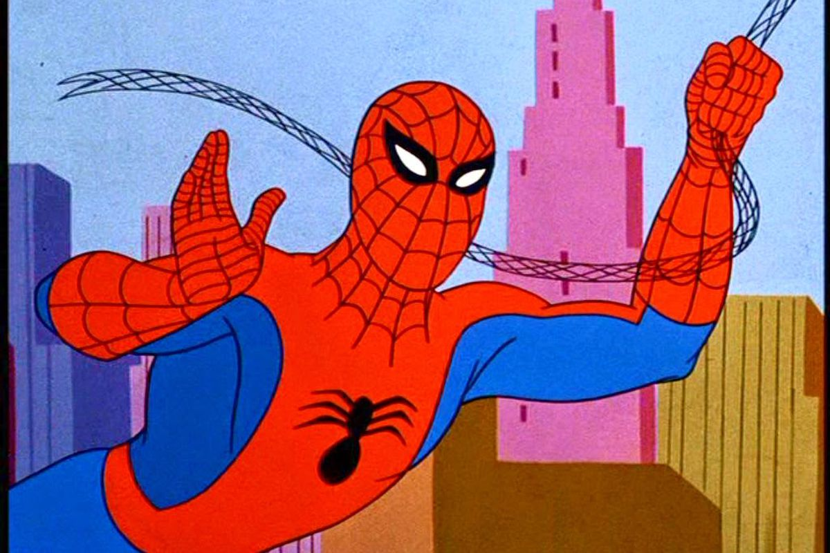 chill out with an hour of swingin jazz from spider man s 1967
