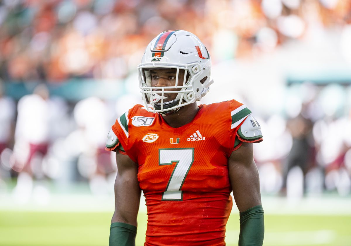 COLLEGE FOOTBALL: SEP 14 Bethune-Cookman at Miami