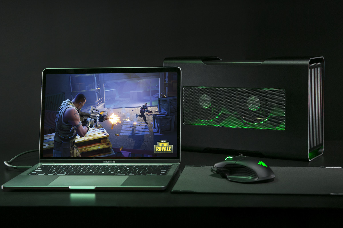 Razer announces a cheaper external GPU enclosure and support