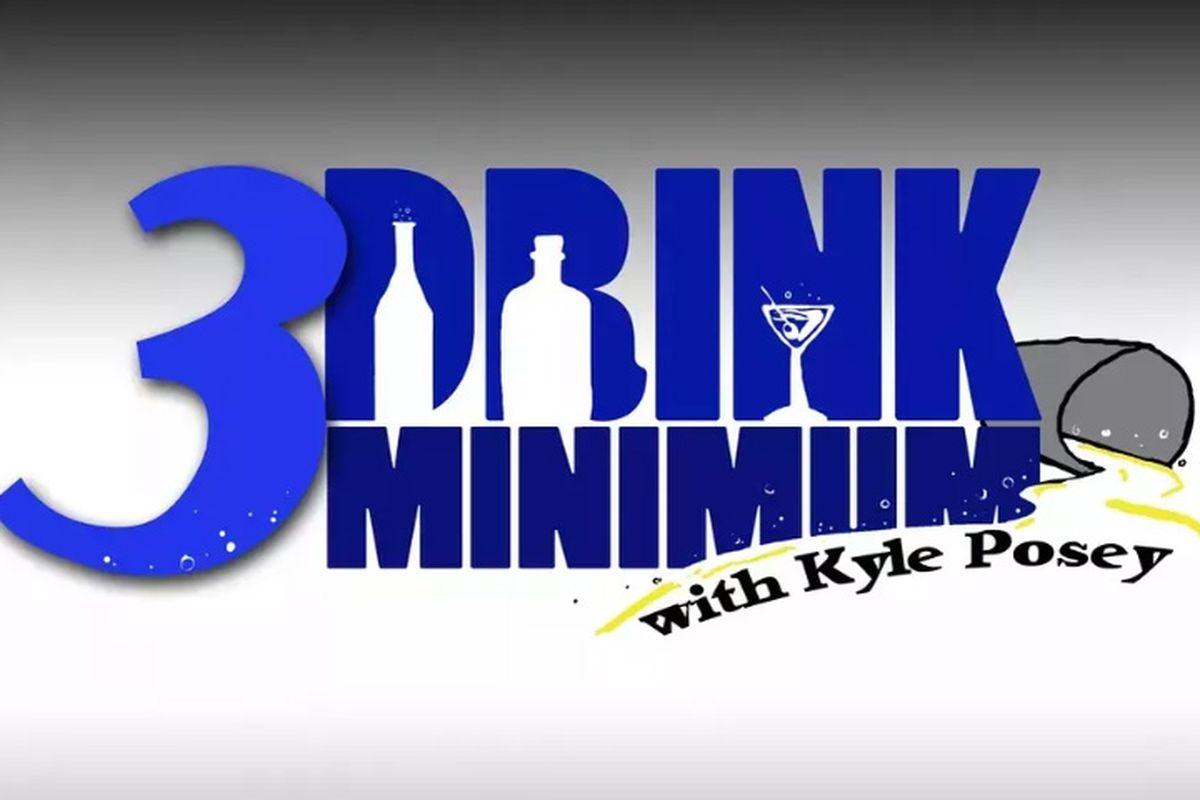Three Drink Minimum 8 Nice Win From The Best Team In La