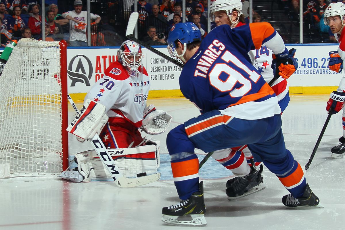 The Islanders waited 22 years for their first overtime victory and ended it in 15 seconds.