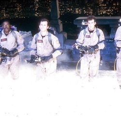 """Get your spook on this Halloween weekend with the """"Ghostbusters"""" theme, which was sung by Ray Parker Jr."""