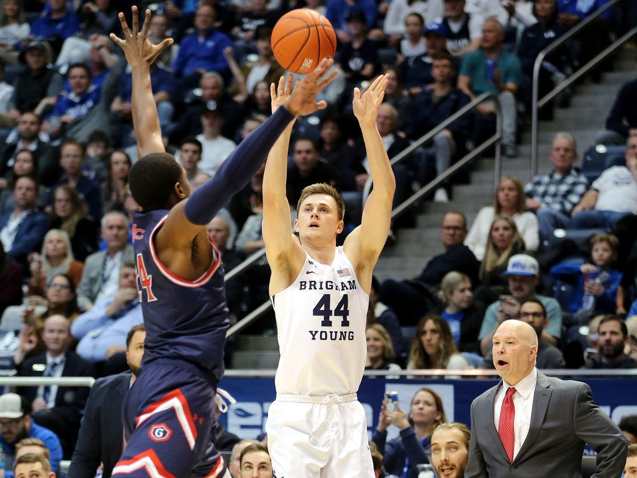 Besides Alex Barcello, which BYU players will be become consistent, prolific scorers this season?