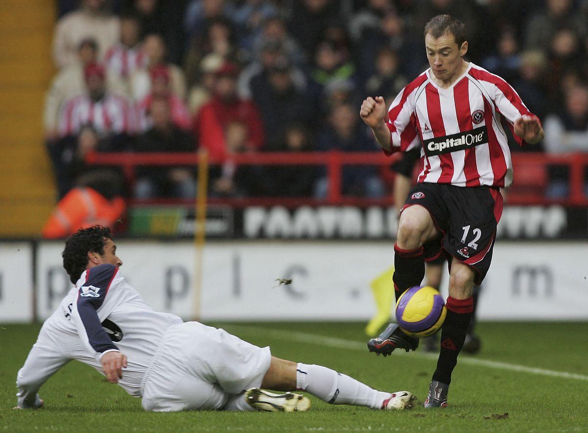 Sheffield United v Bolton Wanderers