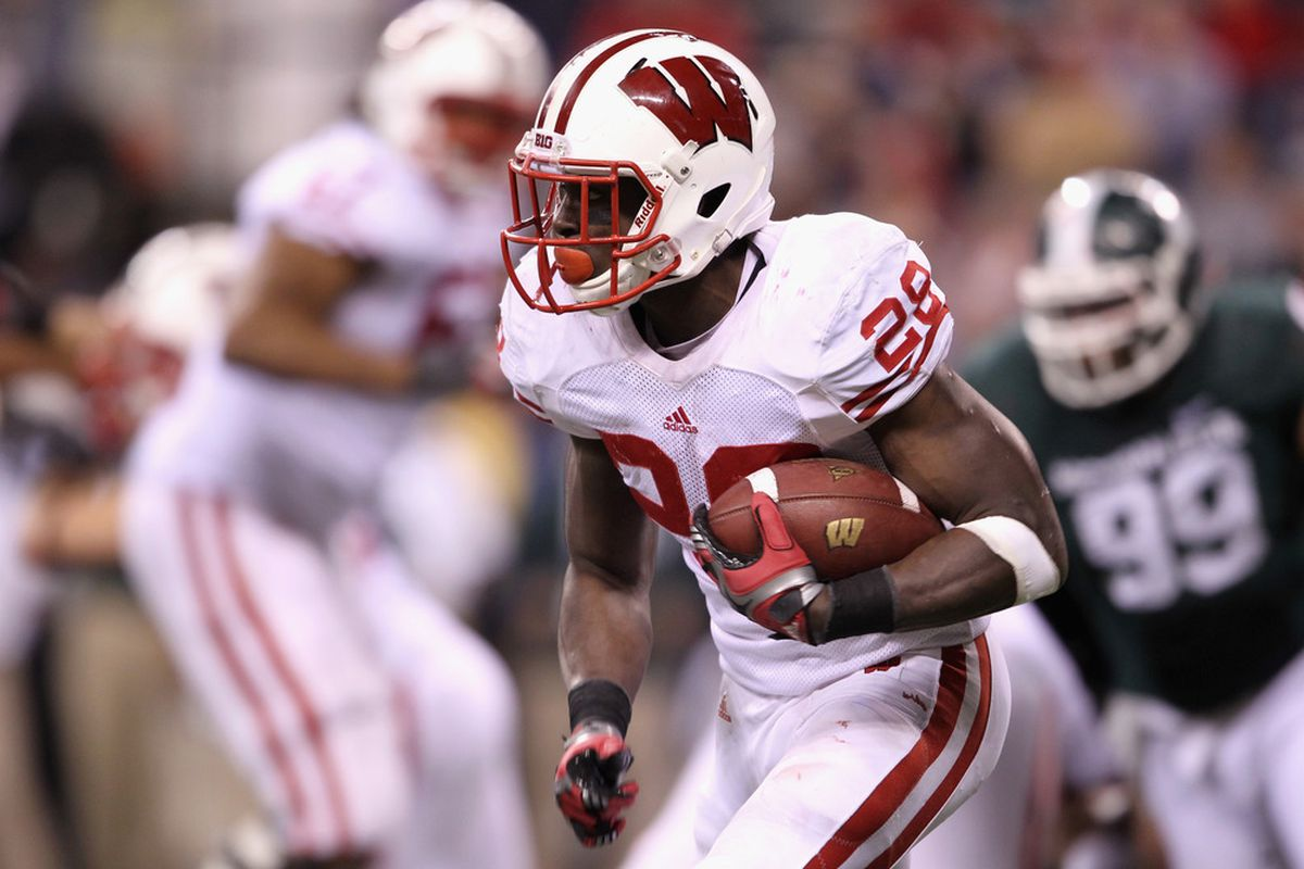 Wisconsin is one of the best teams in college football, and Montee Ball is one of the top players according to leaked team and player ratings for the upcoming NCAA Football '13 video game.