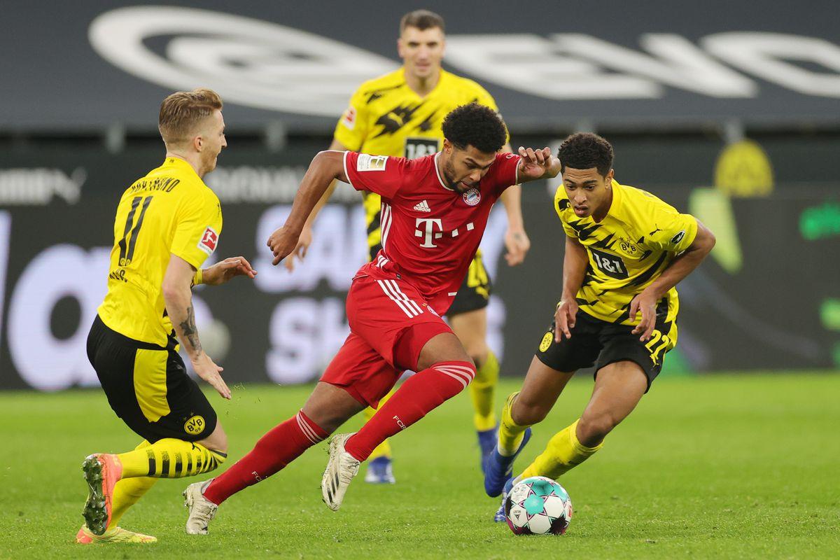 Man Of The Match Poll Borussia Dortmund 2 3 Bayern Munich Fear The Wall