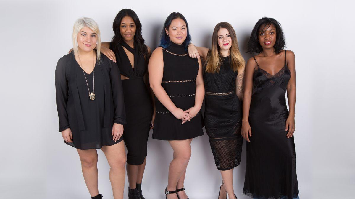 Black dress very - The Little Black Dress 5 Very Different Ways