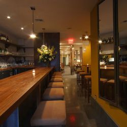 Dovetail, NYC.