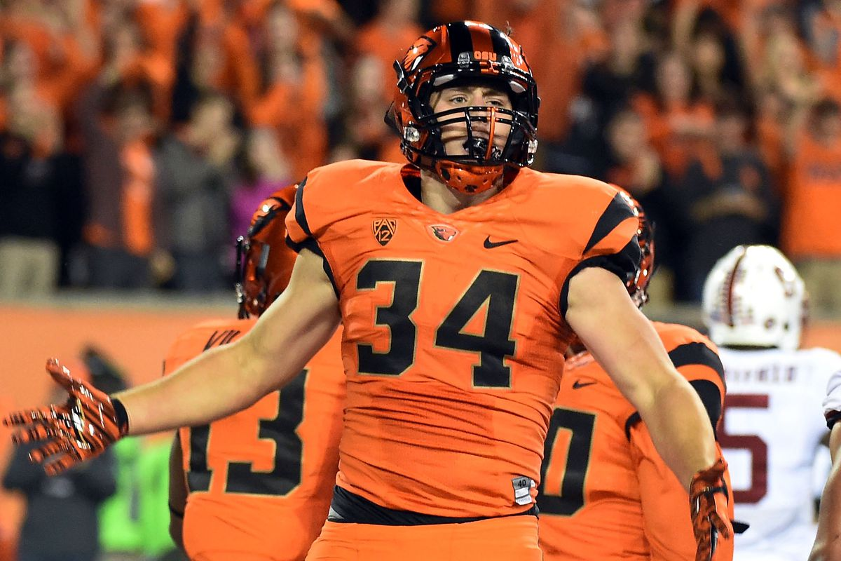 quality design 96855 b5a7b Fall Camp Countdown: Most Valuable Players For 2016 - #7 ...
