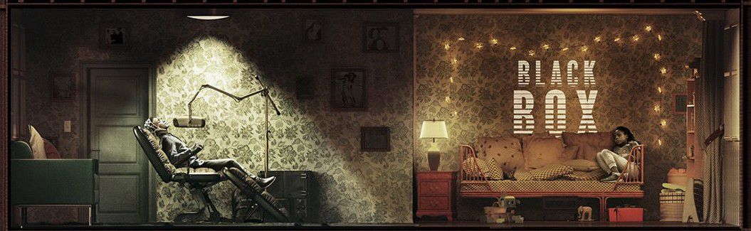 Poster image from Black Box