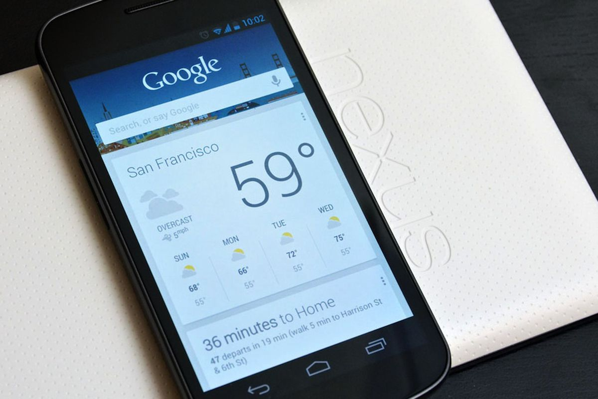 Google Now ported to any Android 4 0 device with an AOSP ROM