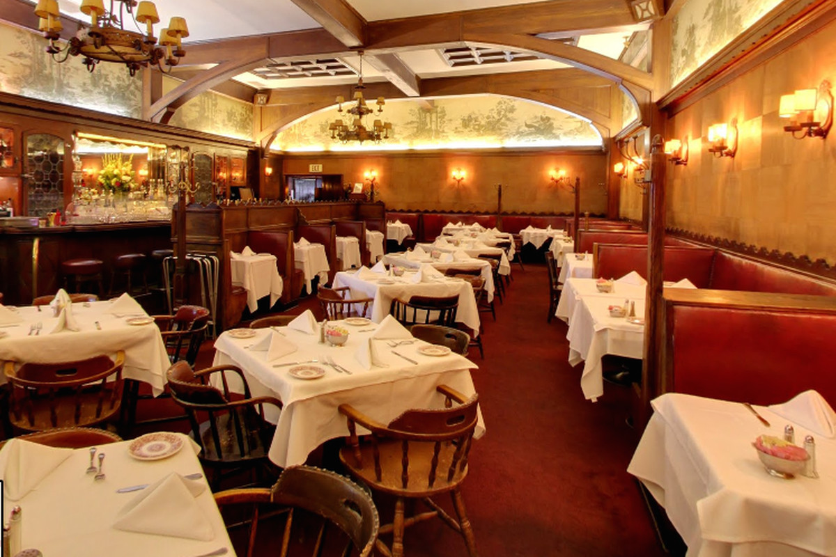 Behind the mad genius who mans the musso frank grill and more a m intel eater la - Musso and frank grill hollywood ...