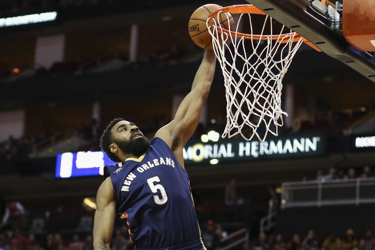 Pelicans waive Reggie Williams interested in Donatas Motiejunas