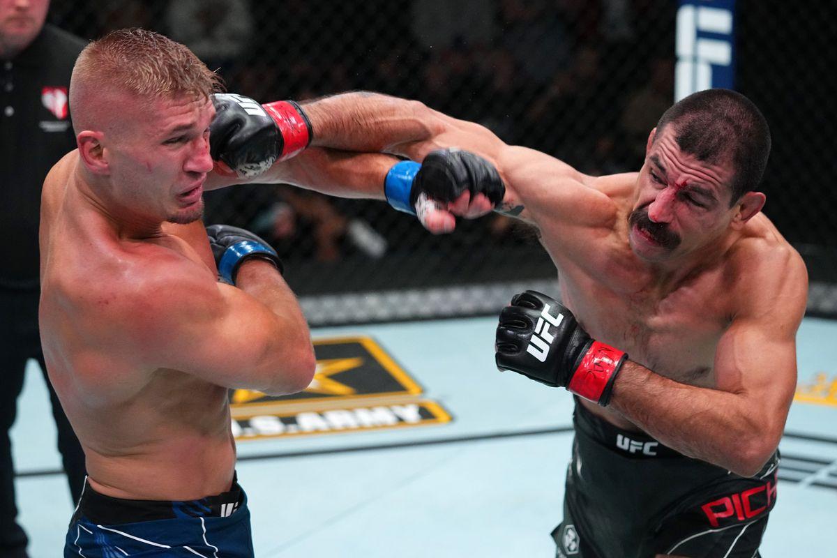 UFC Fight Night: Pichel v Hubbard
