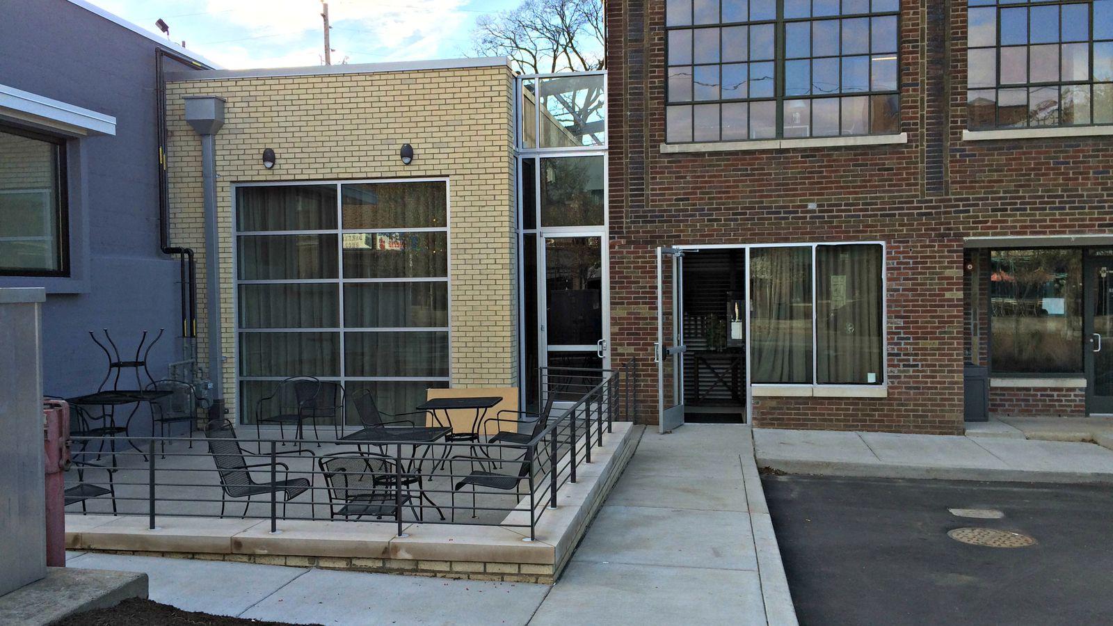 Edgehill Cafe New Location