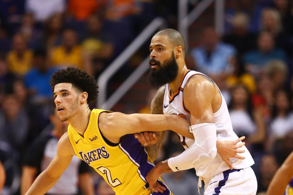d180bde258c5 Tyson Chandler  loves  Lakers  young core and playing style