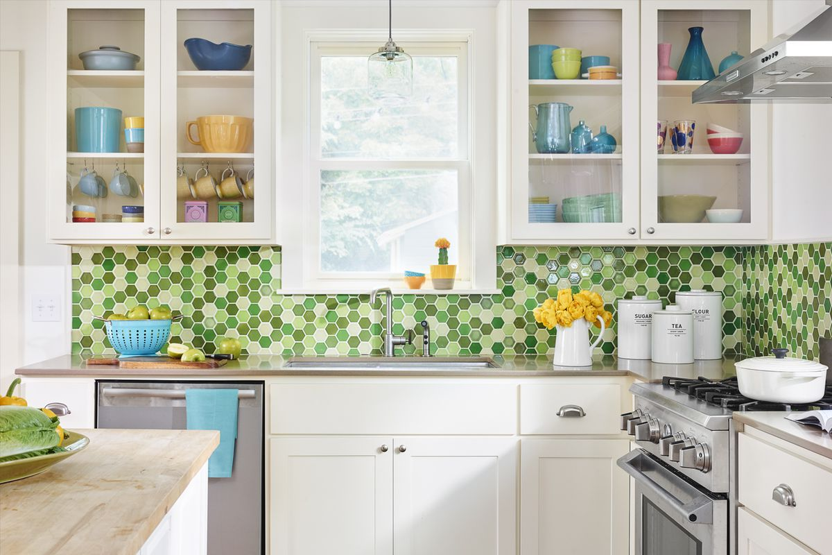- All About Kitchen Backsplashes - This Old House