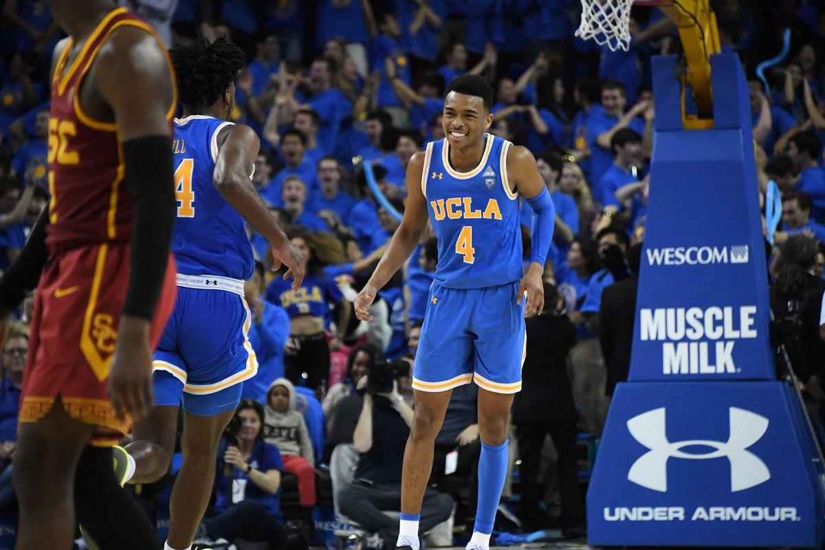 10de9d545e2 2019 NBA Draft Profile: UCLA's Jaylen Hands Should Keep His Chin Up ...