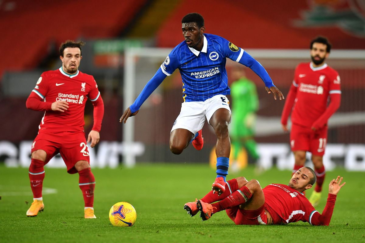Liverpool v Brighton & Hove Albion - Premier League