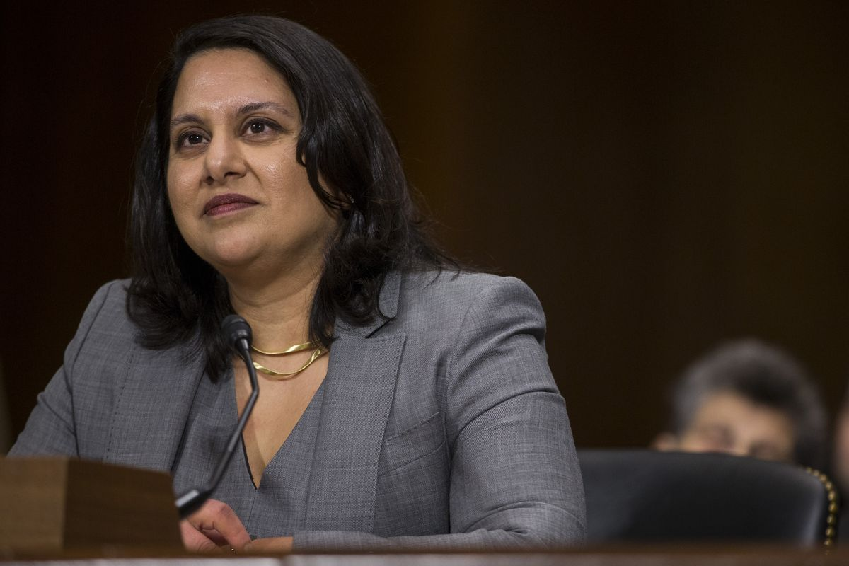 Senate Judiciary Committee Holds Nomination Hearing For Neomi Rao To Be U.S. Circuit Judge For D.C. Circuit.
