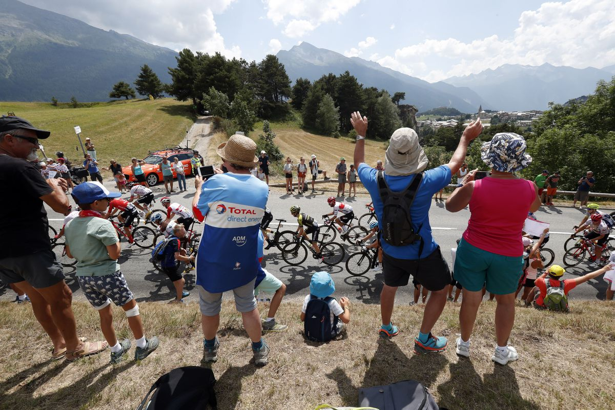 The coronavirus pandemic has forced the postponement of this year's Tour de France.