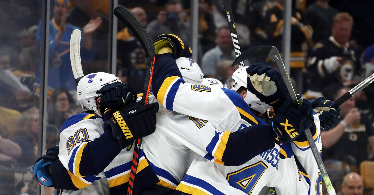 Nhl Playoffs 2019 Schedule Tv Info Bracket For The Stanley Cup