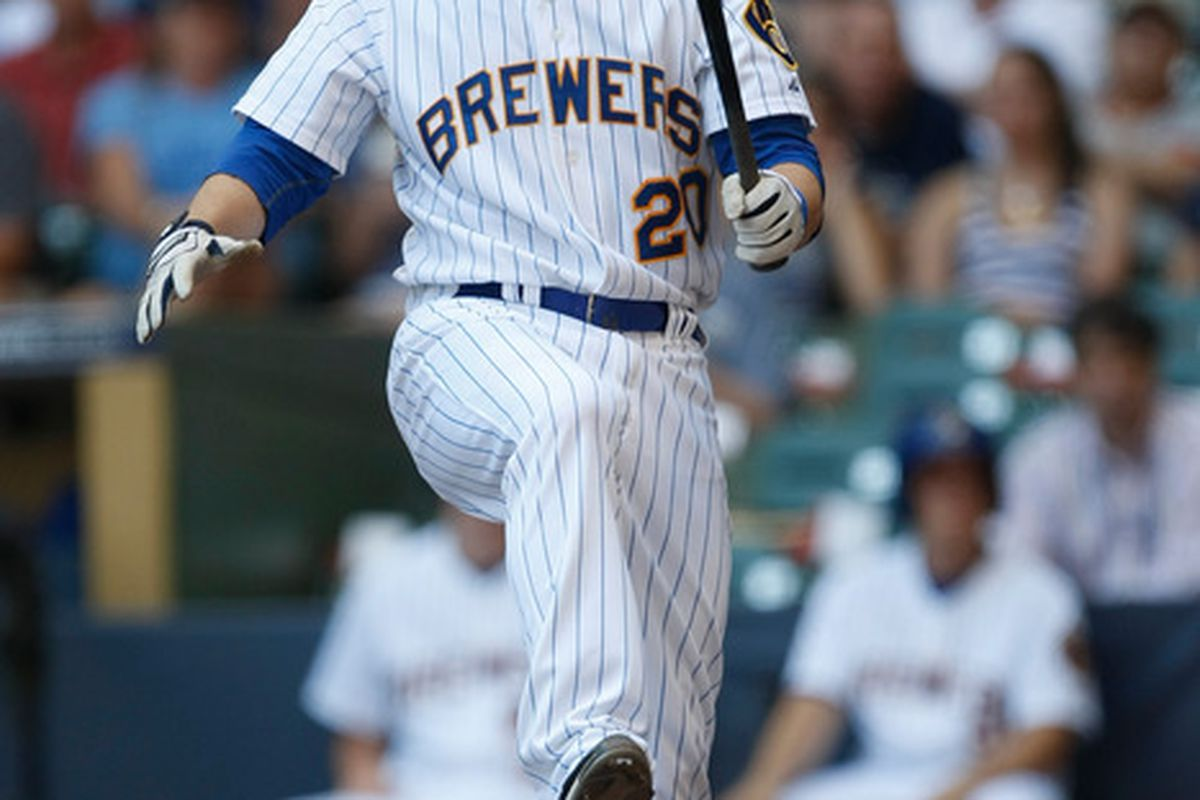 The Brewers used the retro uniforms to break out of their slump.  If you're having a string of bad predictions, how will you break out of it?