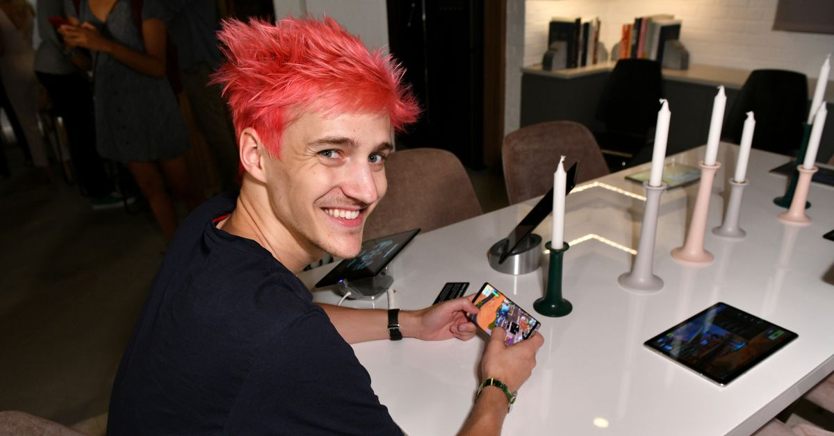 Ninja's unwillingness to stream with women is a problem that points