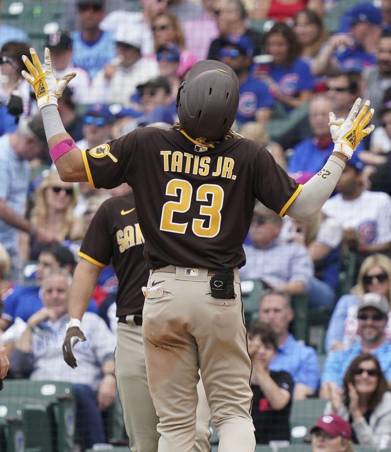 Fernando Tatis Jr. is money in the bank.