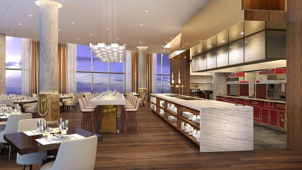Inside Estuary The Voltaggio Brothers Hotel Restaurant