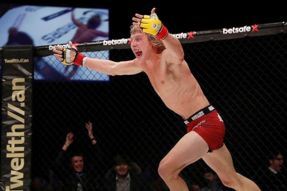 Paddy Pimblett makes his UFC debut at UFC Vegas 36.
