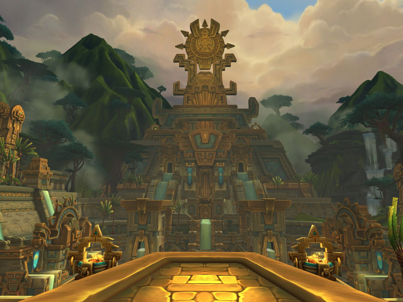 The Fastest Way To Hit Level 120 In World Of Warcraft Battle For Azeroth Polygon