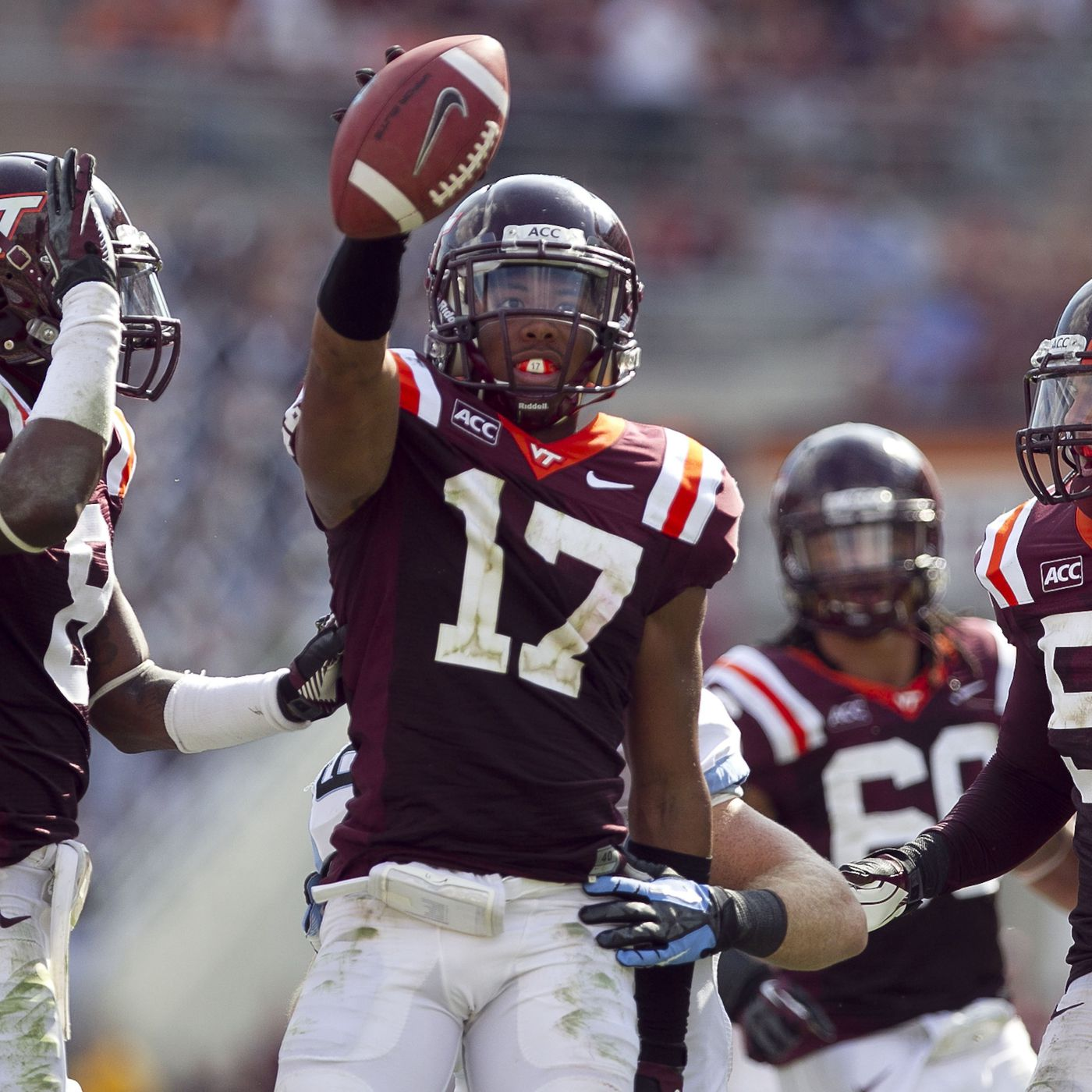 Virginia Tech football: 17 days til kickoff part two as we look at Kyle  Fuller - Gobbler Country