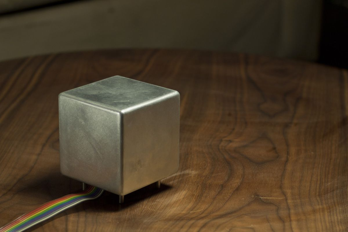 Cryoscope Cube