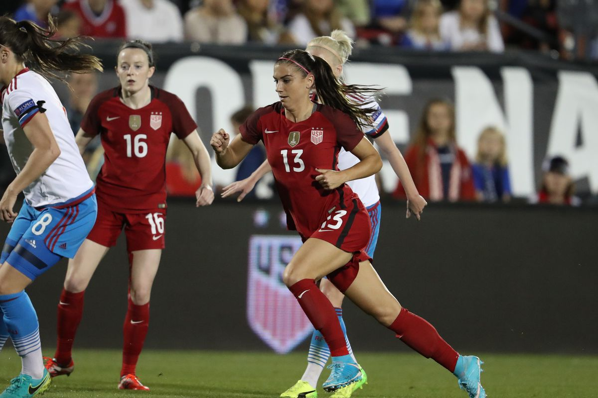 Uswnt Vs New Zealand Live Stream How To Watch Usa Friendly