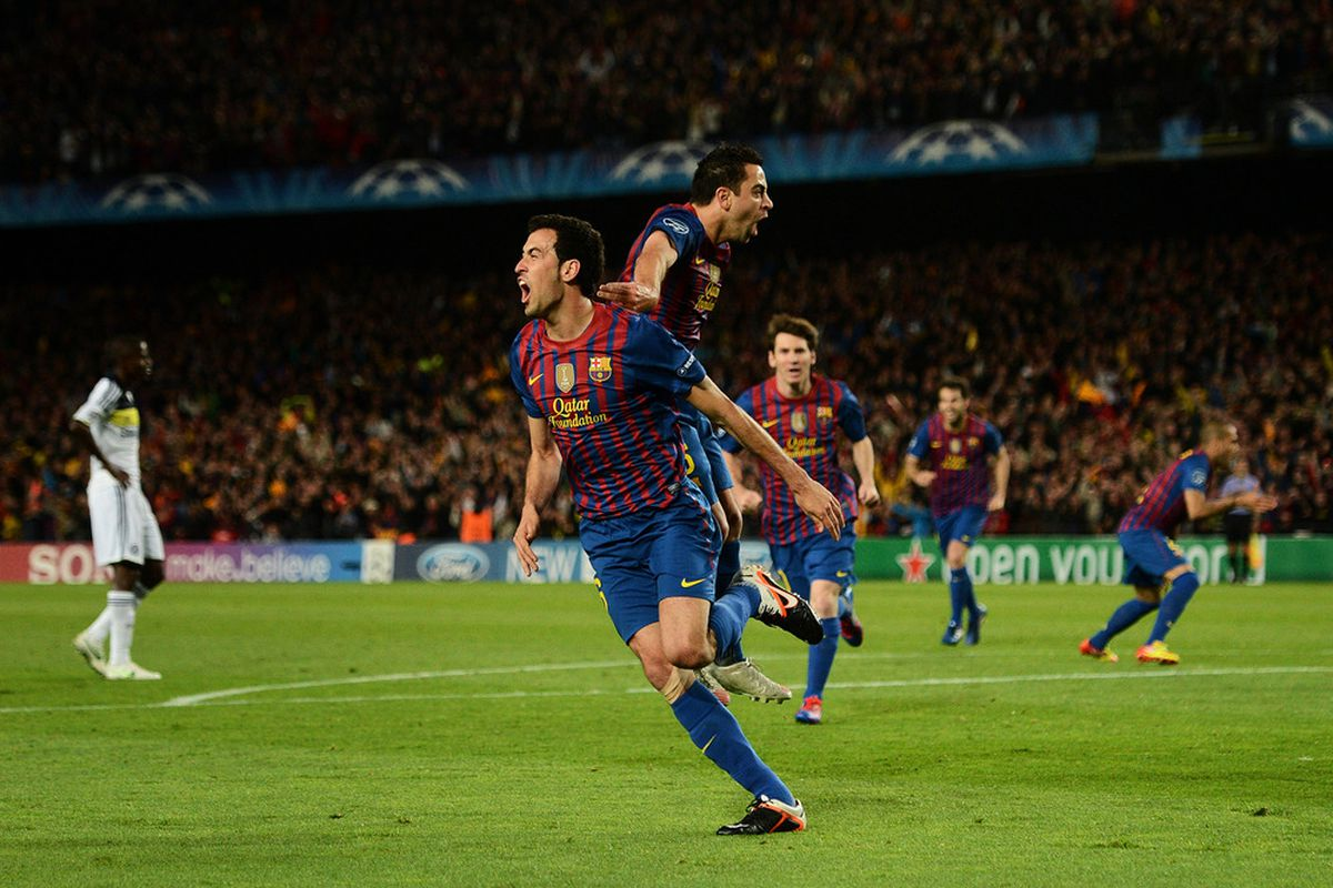 Curiously enough, the last time Busi scored was also in a 2-2 draw