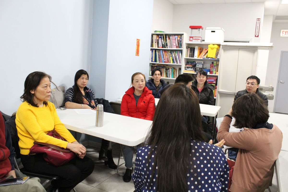 Chalkbeat Chicago recently visited Chinatown and sat down with parents, Local School Council members, and community residents to talk about schools.