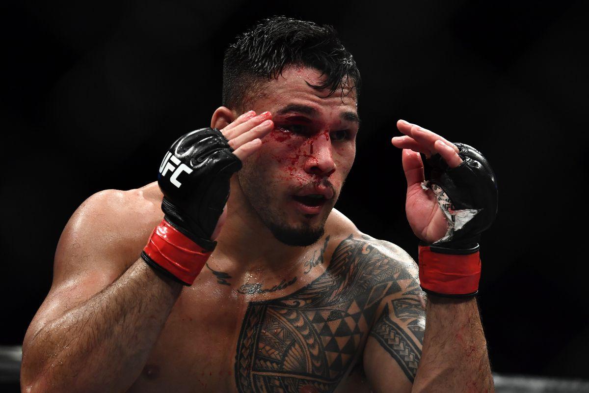 The Ultimate Fighter Finale: Tavares v Adesanya