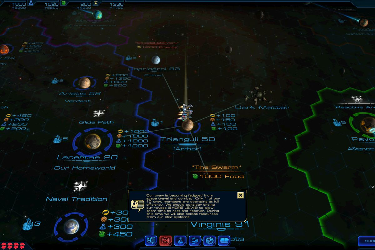 sid meier s starships is all about ship customization tactical