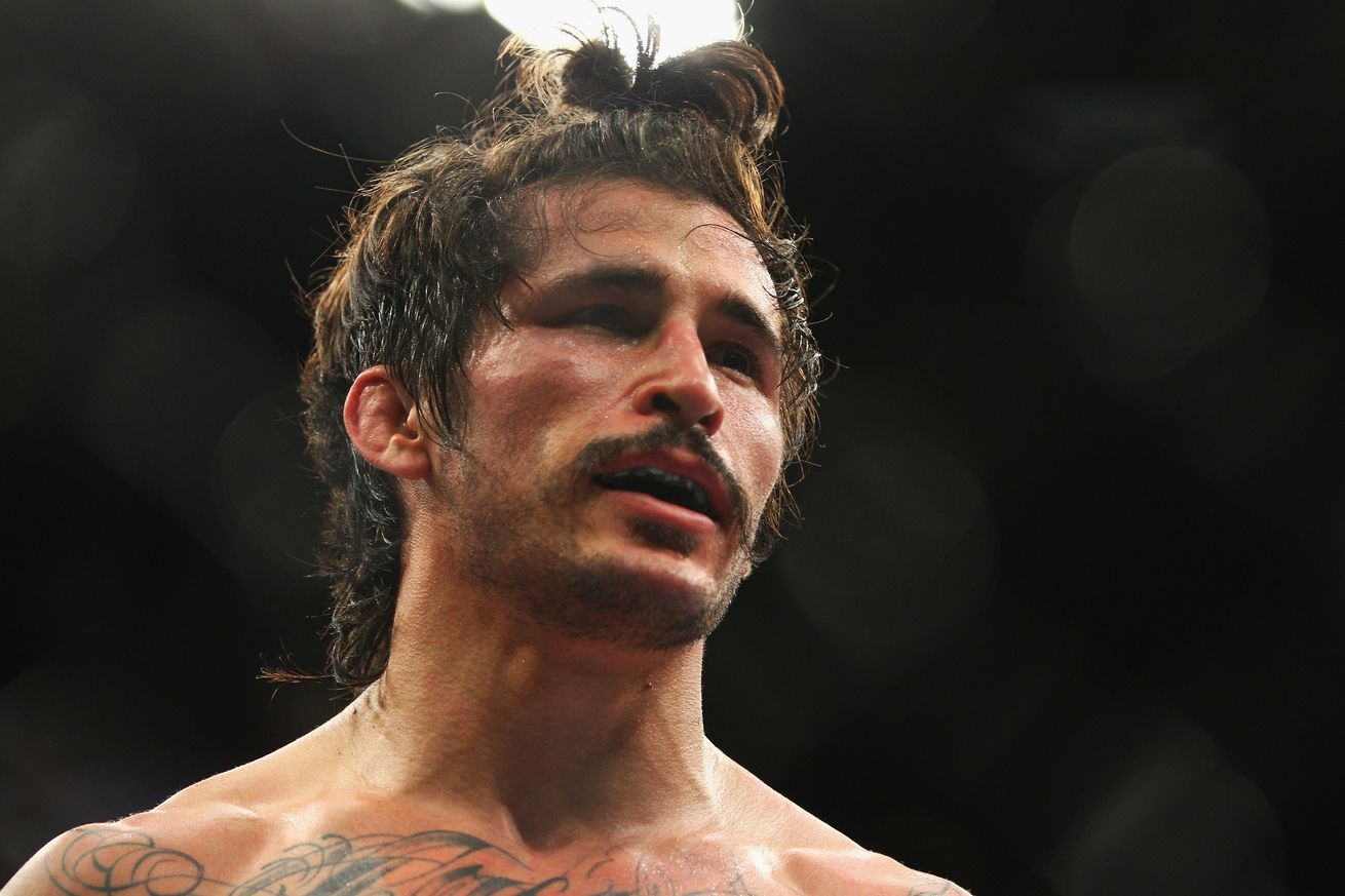 UFC flyweight Ian McCall trying to fix his brain before ending up like the late Chris Benoit