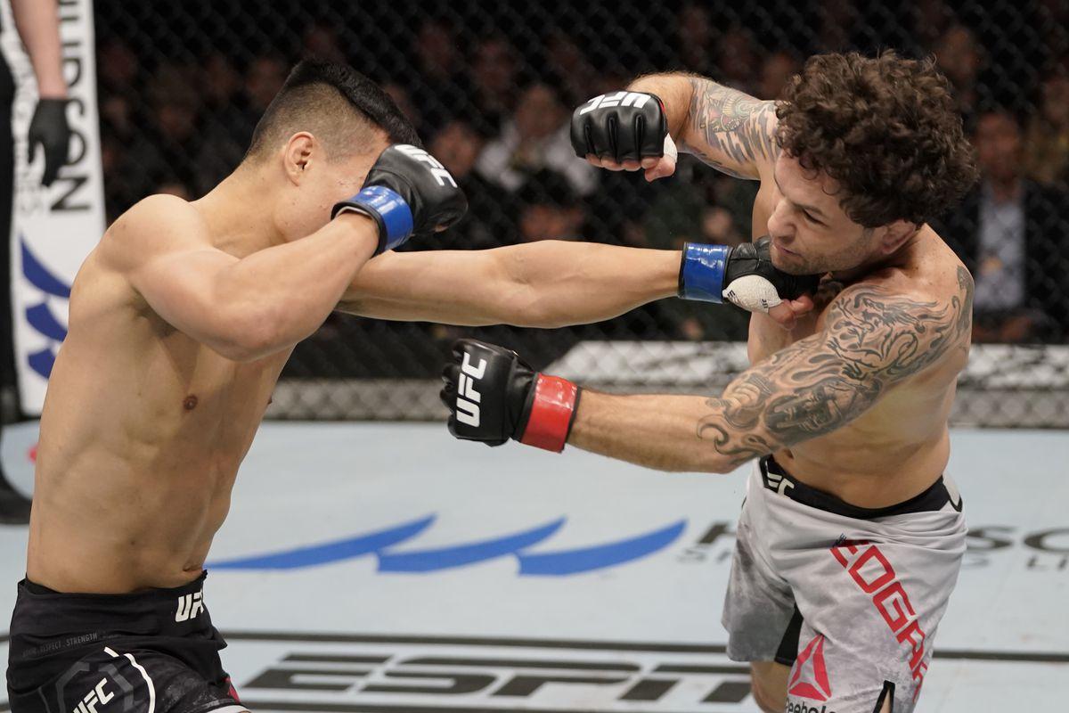 UFC Fight Night: Edgar v The Korean Zombie