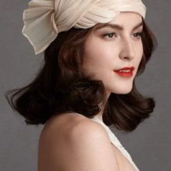 Well Versed Turban- BHLDN $80<br />Nothing elevates a simple dress for a garden wedding better than a graceful turban style. Is it risky? Sure. Is it gorgeous? Yes. Take the risk and enjoy the compliments you'll receive while donning this oh-so-sophisti