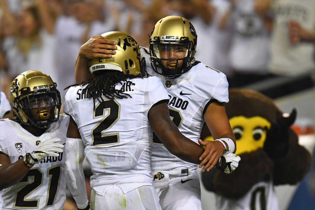 Colorado Buffaloes stat projections after beating Nebraska - The