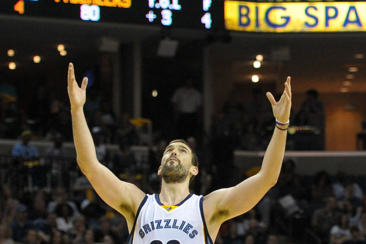 Team 14 is nearing its end. If Coach Mullinax and Marc Gasol have their way, it won't be tonight.