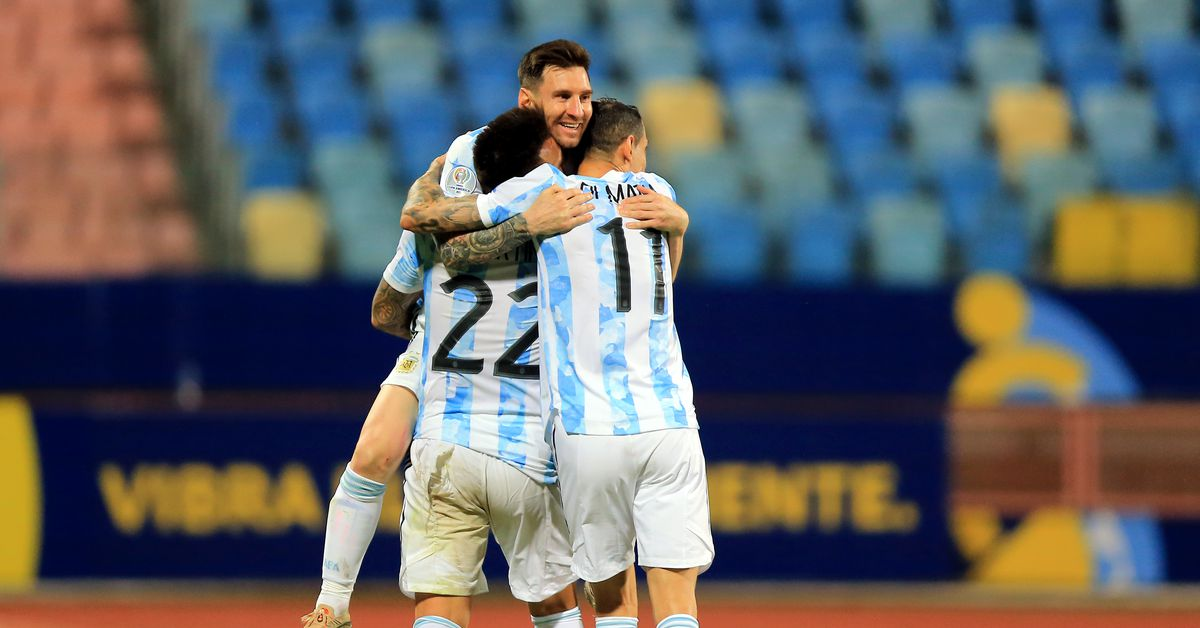 How to watch Argentina vs. Colombia 2021 Copa América semifinal match via live stream